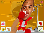 Chris Brown punch box j�t�kok ingyen